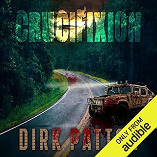 Crucifixion: V Plague, Book 2                   By:                                                                                                                                 Dirk Patton                               Narrated by:                                                                                                                                 Jeffrey Kafer                      Length: 6 hrs and 58 mins     183 ratings     Overall 4.6