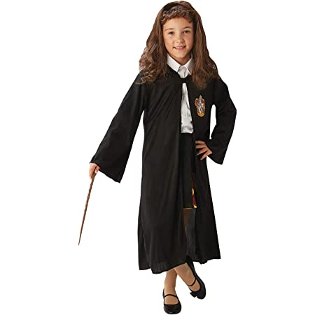 Hermione Granger Costume 5-6 Years with accessories