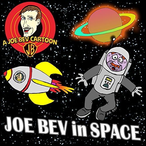 Joe Bev in Outer Space cover art