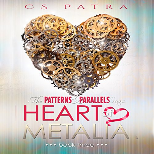 Heart of Metalia audiobook cover art