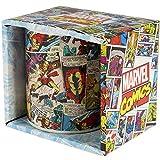 Marvel Comics - Tazza con scritta 'Iron Mania'