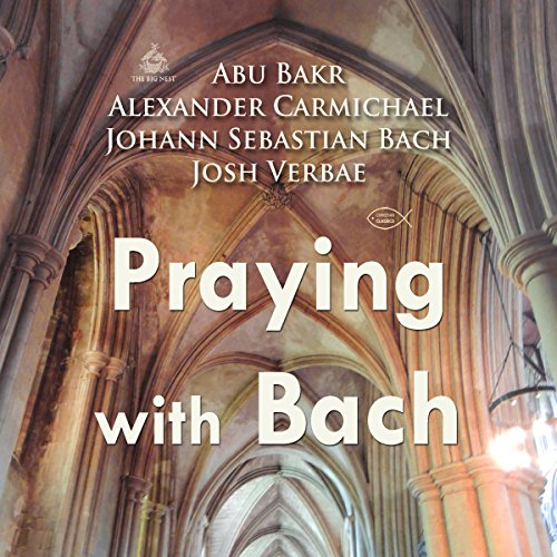 Praying with Bach audiobook cover art
