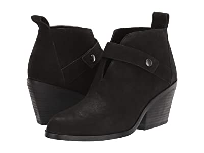Eileen Fisher Tempo (Black Nubuck) Women