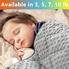 Explore weighted blankets for babies