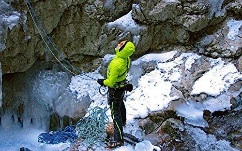 LAMINATED 38x24 Poster: Serrai Di Sottoguda Dolomites Ice Falls Marmolada Malga Ciapela Sottoguda Belluno Veneto Italy Ice Climbing Ice Winter Sports Mountaineering