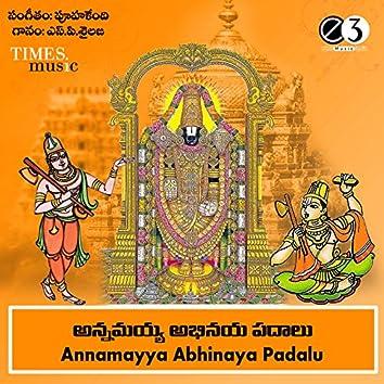 Annamayya Abhinaya Padaalu