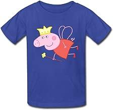 Youth Classic Pre-cotton Peppa Pig4 T-Shirt