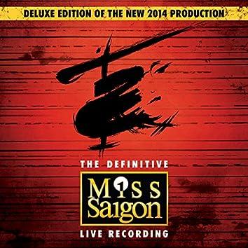 Miss Saigon: The Definitive Live Recording (Original Cast Recording / Deluxe)