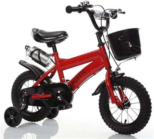 Kinderfürr r 12 14 16 18 20 Zoll Baby Mountainbike Geschenk kreativ Mode niedlich Junge mädchen verstellbar Rosa Rote
