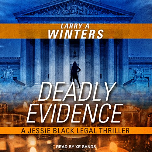 Deadly Evidence audiobook cover art