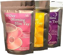 Tay Tox – Best Tasting Premium Detox Tea 30 Day Trio Slim Tay