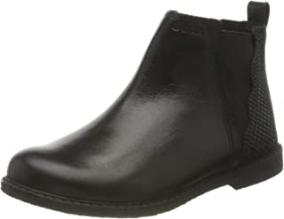 Geox J Shawntel Girl A, Bottines Chelsea Fille