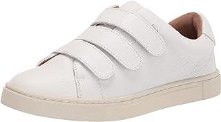 حذاء رياضي منخفض بحزام Ivy للنساء من Frye ، أبيض، 7