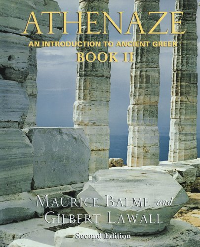 Athenaze: An Introduction to Ancient Greek, Vol. 2