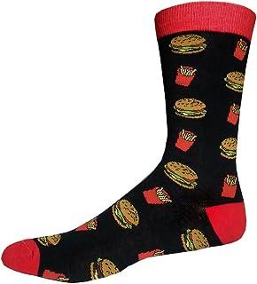 Fast Food One Size Fits Most Crew Socks