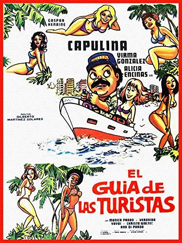 Capulina: El Guia de las Turistas
