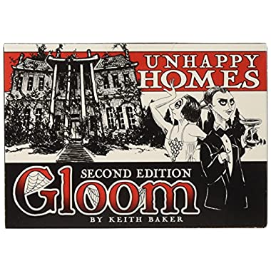 Atlas Gloom: Unhappy Homes (2nd Edition)