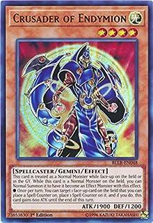 Yu-Gi-Oh! - Crusader of Endymion - BLLR-EN048 - Ultra Rare - 1st Edition - Battles of Legend: Light's Revenge