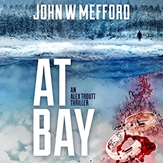 AT Bay audiobook cover art