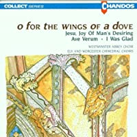 O for the Wings of a Dove by JOHANNES BRAHMS (1992-10-28)