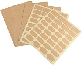 Anjing Papieren etiketten Stickers Afdichten Stickers Geassorteerde grootte en vormen voor etherische olie flessen Gift De...