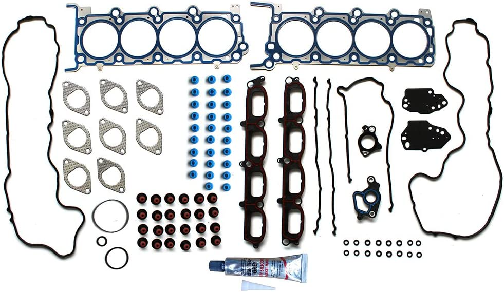 ECCPP Engine Replacement Regular store Cylinder Head 04-06 Gasket fit for Set Sales results No. 1