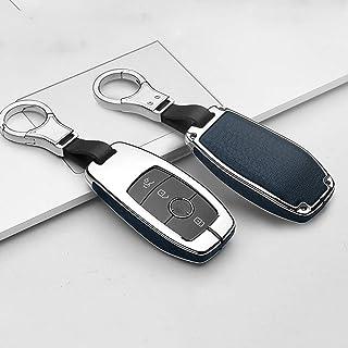 GLC GLA 220 260 silver Portachiavi per auto Mercedes-Benz copri-telecomando decorativo