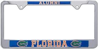 All Metal NCAA Gators Alumni License Plate Frame (Florida)