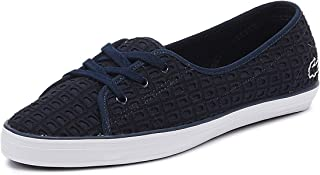 Lacoste Ziane Chunky 219 1 Womens Navy Trainers