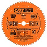 CMT Orange Tools 272.300.72M - Sierra circular (ultra itk) 300x2.4x30 z 72