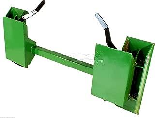 Quick Tach Adapter Fits John Deere To Convert Skid Steer