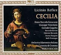 Licinio Refice: Cecilia by Fabrizio Mercurio (2015-07-29)