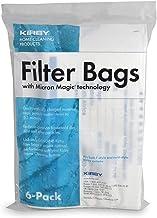 6 Kirby Vacuum Cleaner Bags Hepa Cloth Sentria II F Style Micron Magic (1)