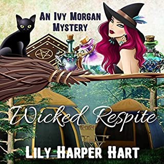 Wicked Respite audiobook cover art