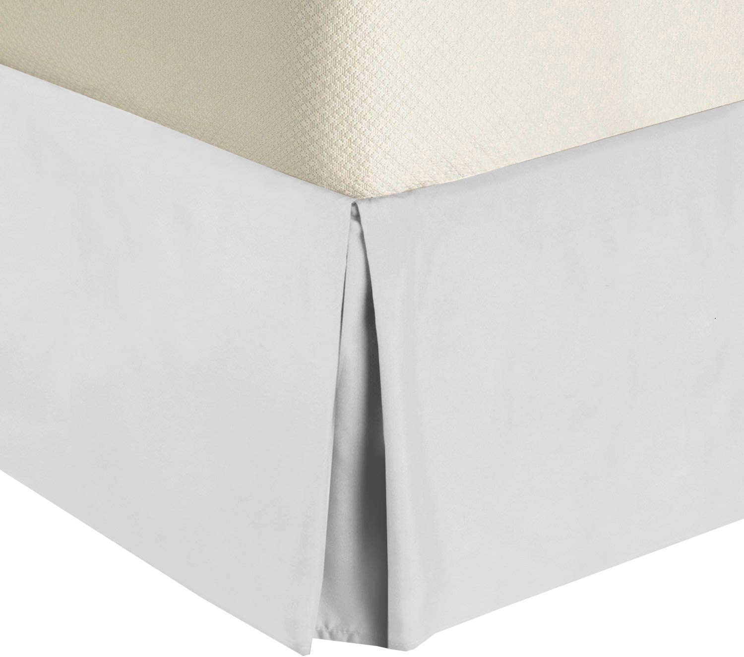 Cheap bargain King Size Year-end annual account Bed Skirt Split Corner 100 Thread Count 600- Ultrasoft