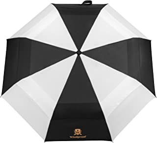 MadeToLast Best Windproof Umbrella, Unbreakable Canopy, Compact and Lightweight, Virtually Indestructible 60 MPH Winds, Automatic Open/Close