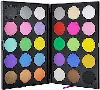 MakeupAcc30色カラフルメイクパレット アイシャドウパレット マット/ラメ シマー系 スモーキー 発色素晴らしい 化粧セット アイメイク プロサロン コスメ【並行輸入品】