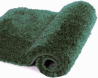 Walensee Bathroom Rug Non Slip Bath Mat for Bathroom Water Absorbent Soft Microfiber Shaggy Bathroom Mat Machine Washable ...