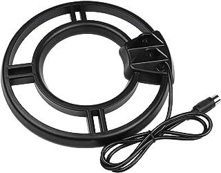 pedkit Bobina de busca de 9,7 polegadas impermeável redonda submersível bobina de busca de pepita de ouro compatível com d...
