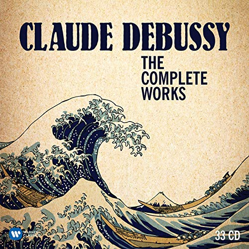 Debussy: the Complete Worksの詳細を見る