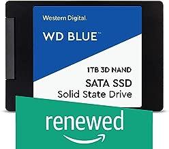 WD Blue3D NAND SATA SSD 1TB (Renewed)