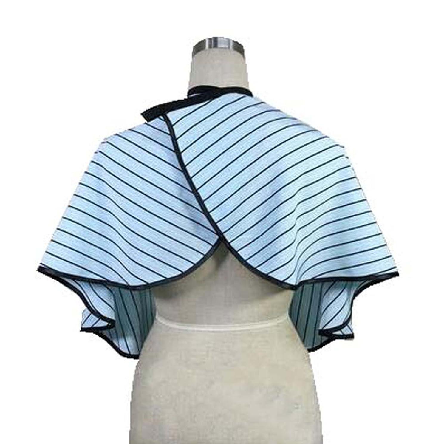 香ばしいファン高尚な自分自身のヘアドレッシングガウンケープサロンHairstylist Barber Cloth Wrap Protect