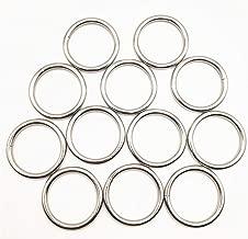 Best 1 1 2 inch metal rings Reviews