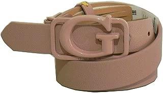 Guess Cintura logo city reversibile H30 BW7271VIN30 moonstone 85 cm S