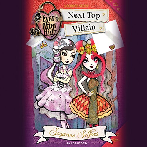 Ever After High: Next Top Villain cover art