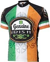 World Jerseys Genuine Irish Ireland Cycling Jersey