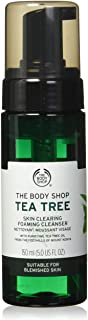 The Body Shop Facial Foaming Cleanser With Tea Tree Oil, 150 Ml