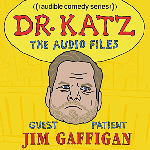 Ep. 15: Jim Gaffigan cover art