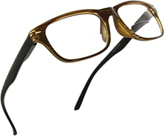Readers for Women and Men | Stylish Bifocal Reading Glasses with Spring Hinges