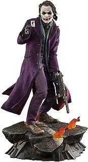 Sideshow DC Comics Collectibles Batman The Dark Knight The Joker Premium Format Figure Statue
